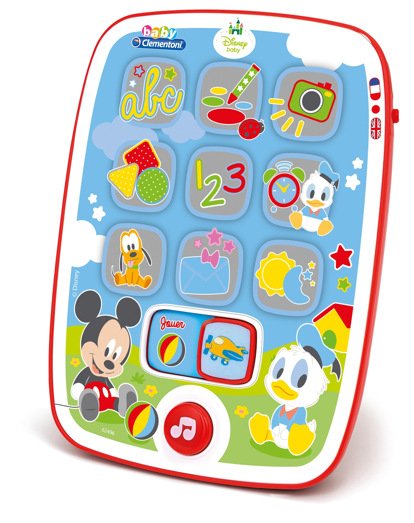 tablette baby mickey