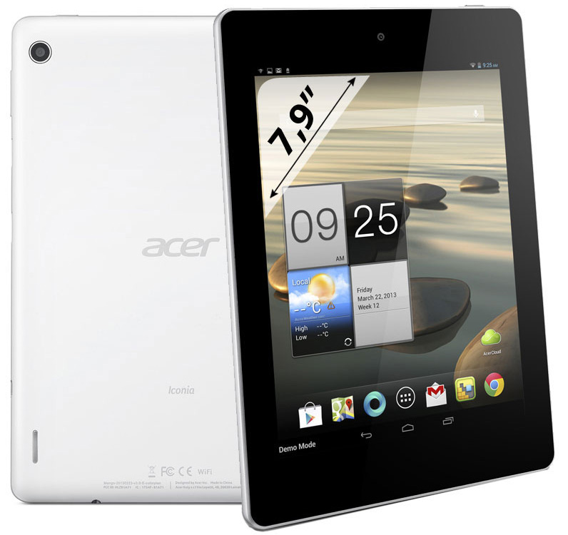 tablette iconia acer
