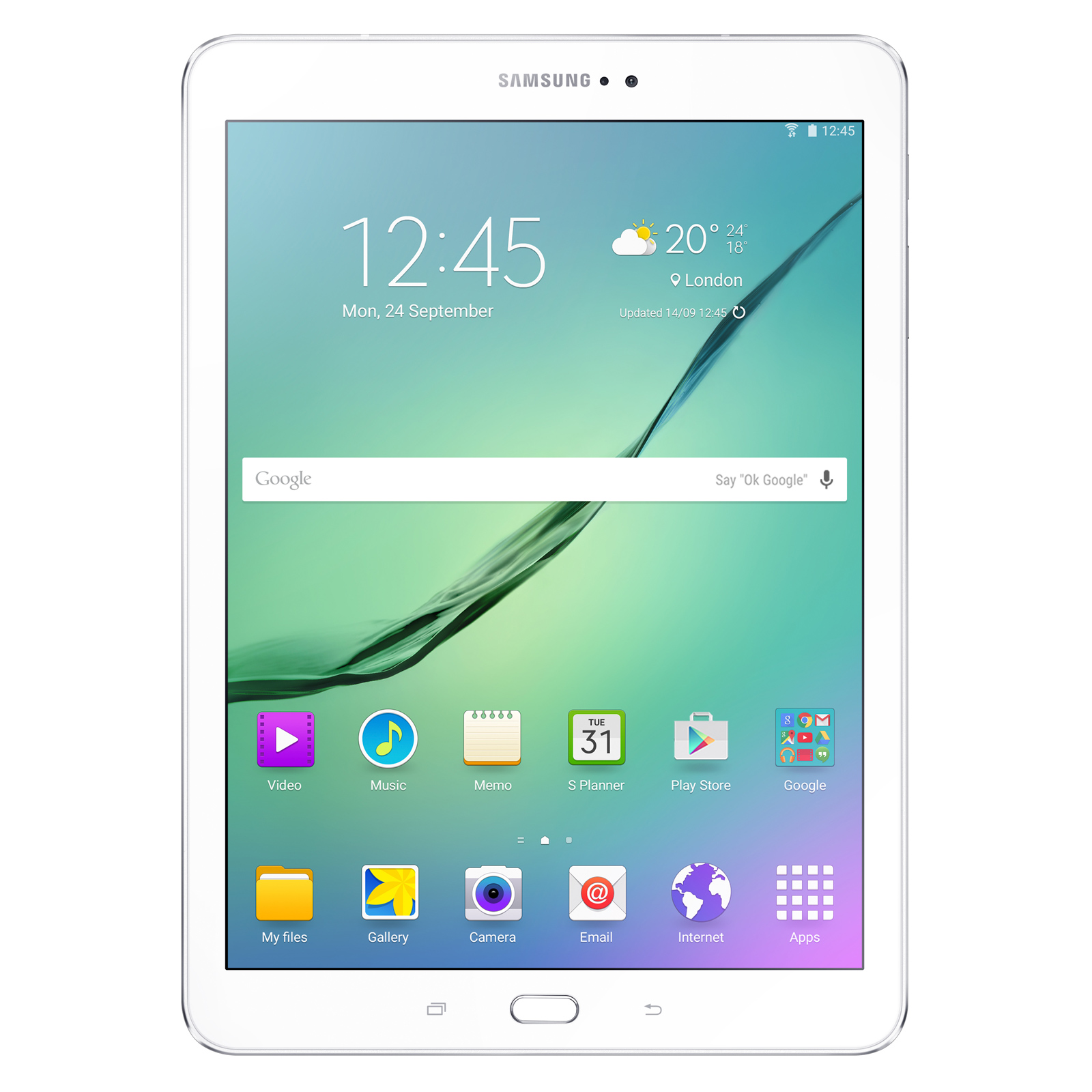 tablette tactile samsung galaxy tab a