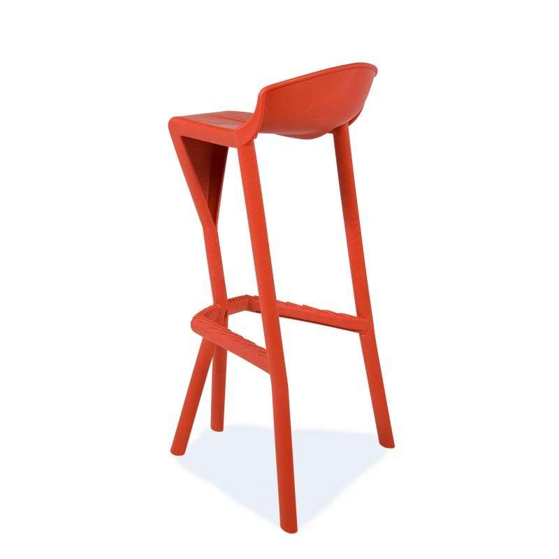 tabouret bar plastique