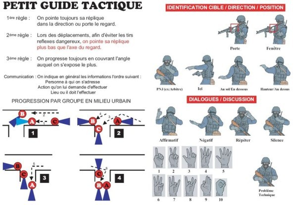 tactique paintball