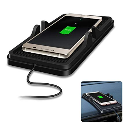 tapis chargeur universel