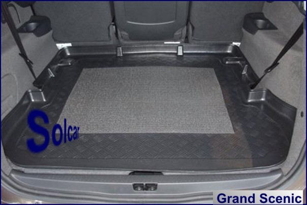 tapis de coffre grand scenic 3