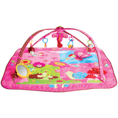 tapis d'éveil tiny love rose