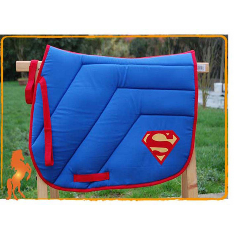 tapis equitation superman