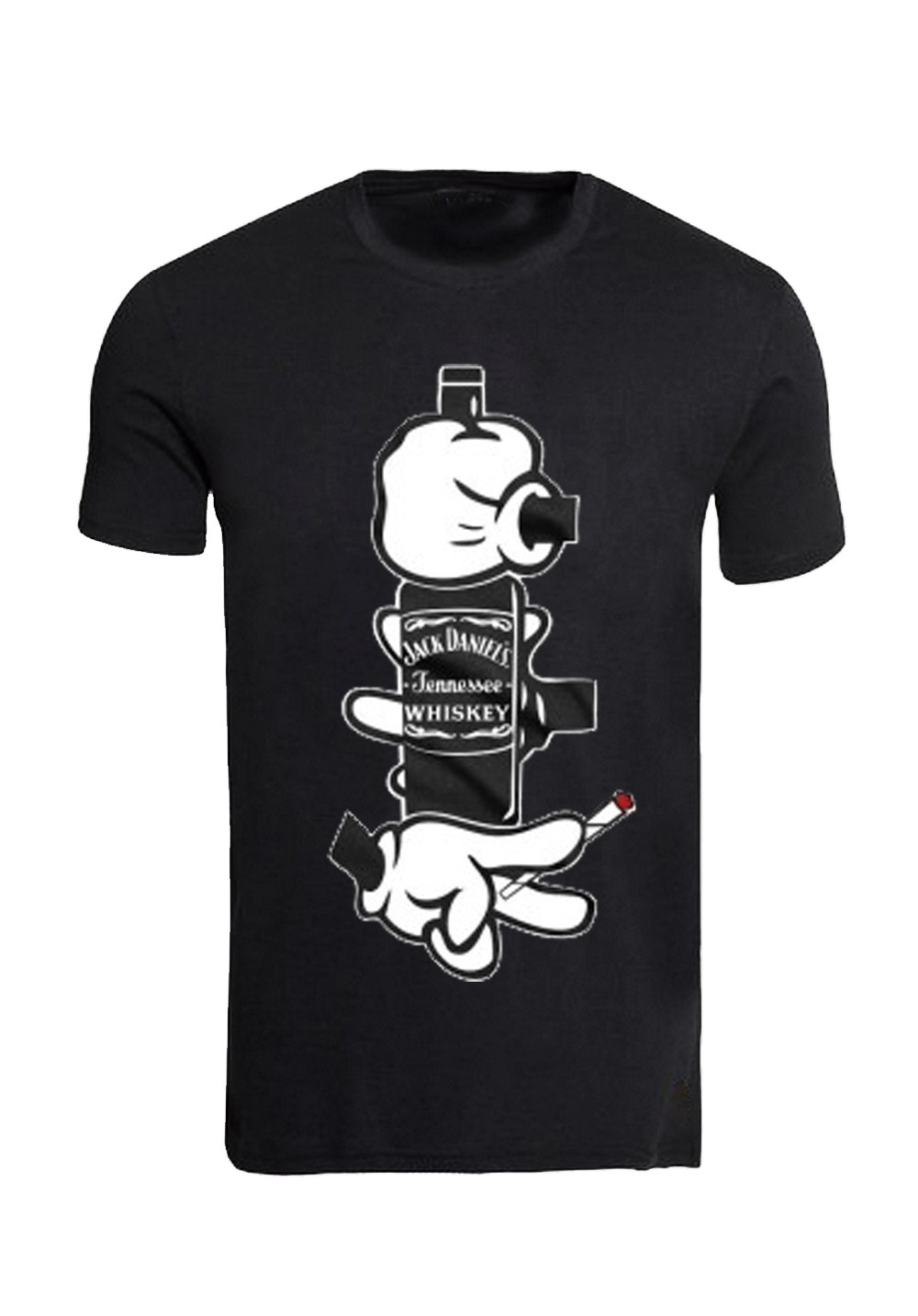 tee shirt mickey homme