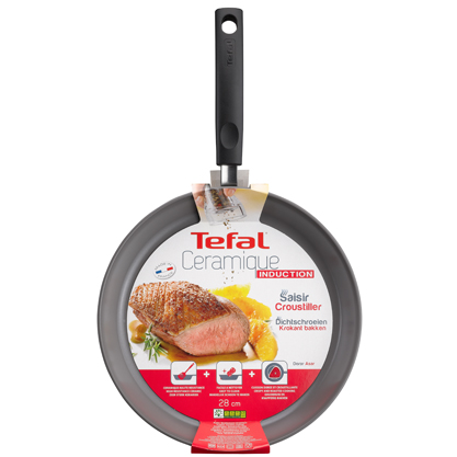 tefal ceramique induction