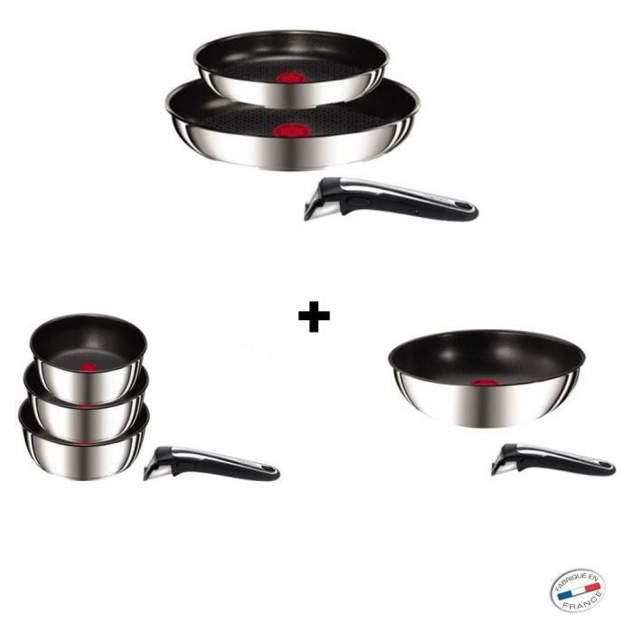 tefal induction inox