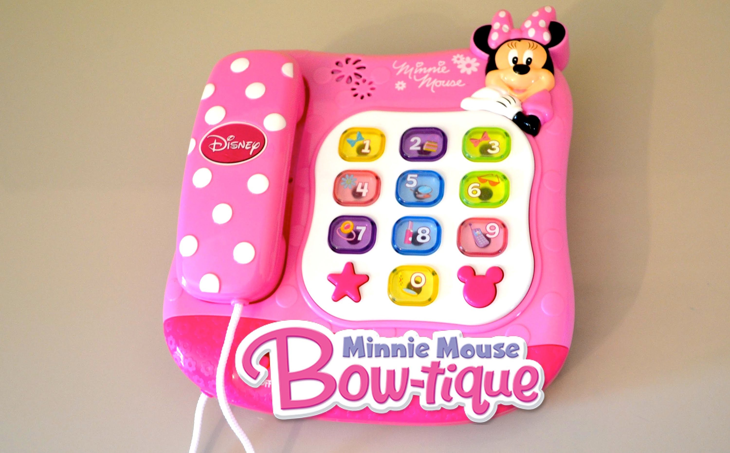 telephone minnie