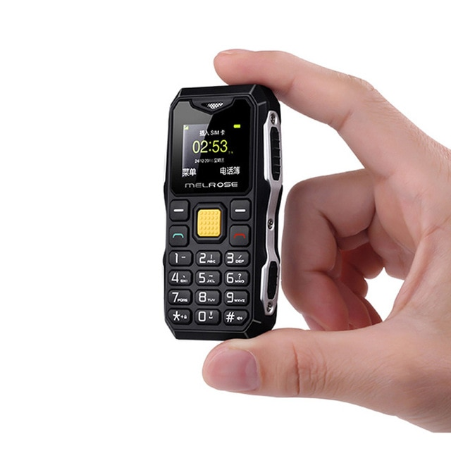 telephone mobile petite taille