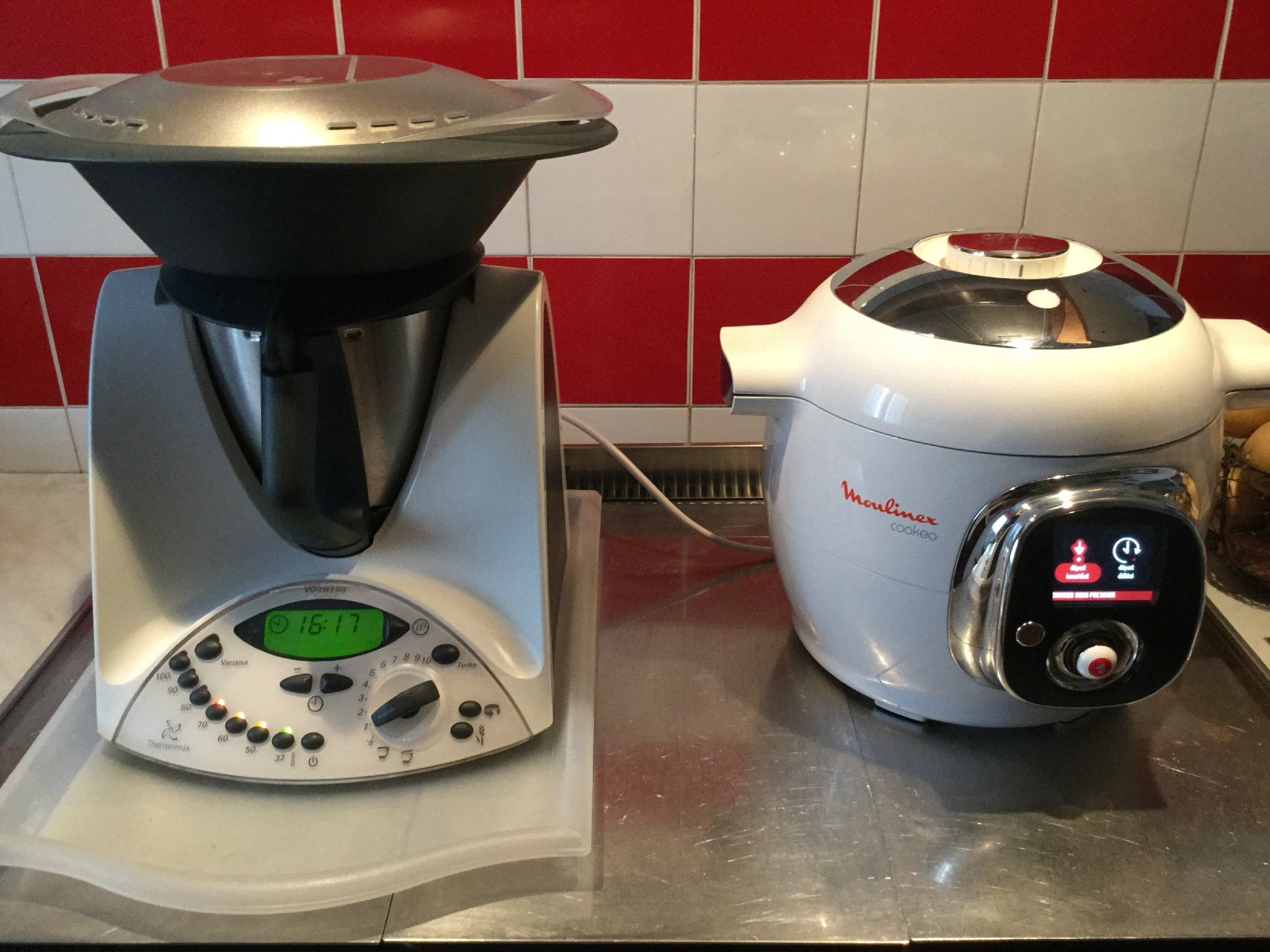 thermomix et cookeo