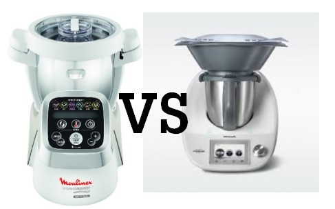 thermomix ou companion