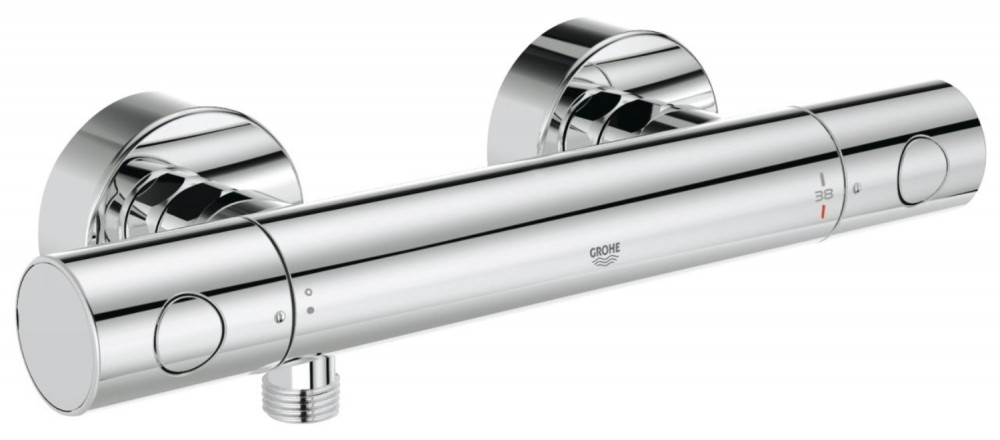 thermostatique douche grohe