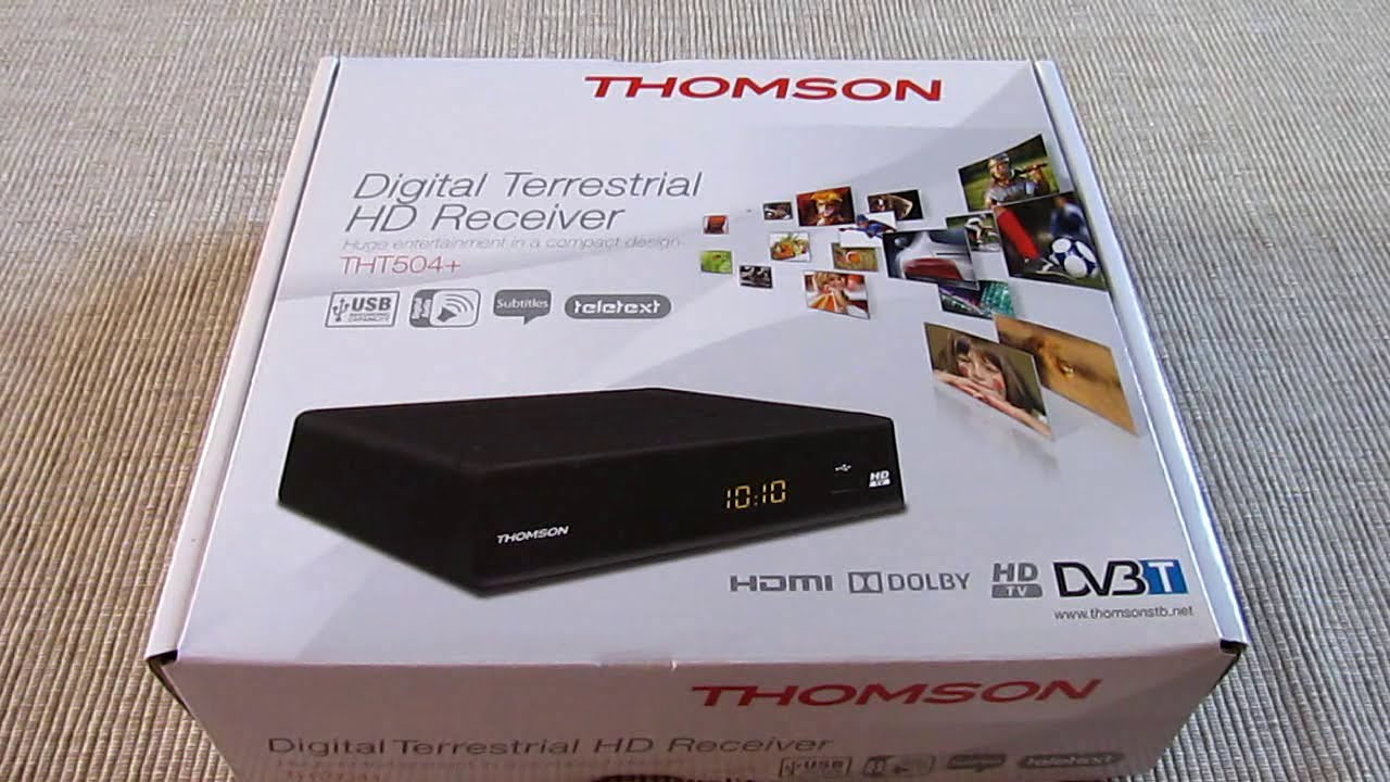 thomson tnt hd