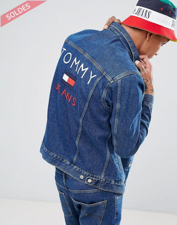 tommy jeans homme
