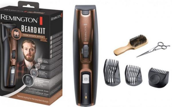 tondeuse barbe remington mb4045 beard kit