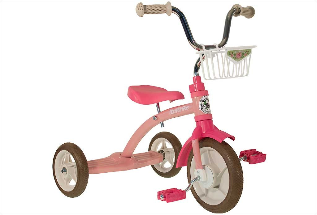 tricycle fille 2 ans