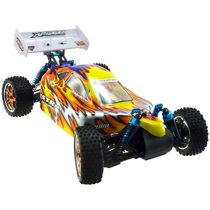 voiture rc electrique brushless