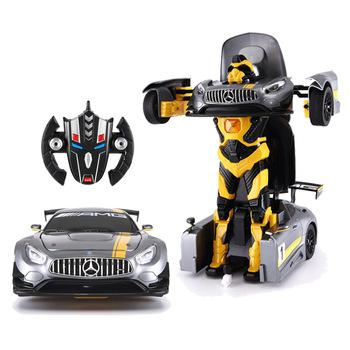 voiture transformable robot