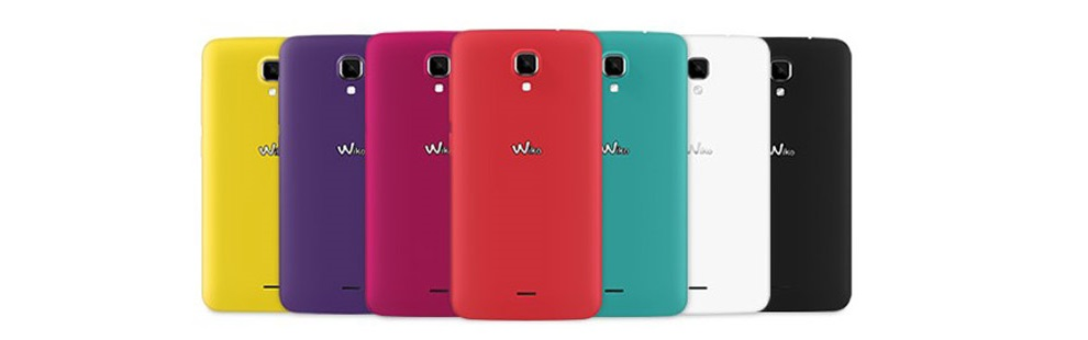 wiko couleur