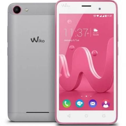 wiko jerry rose