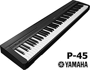 yamaha 88 touches